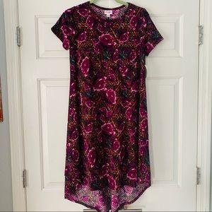 Lularoe Carly HiLo Dress NWT XS